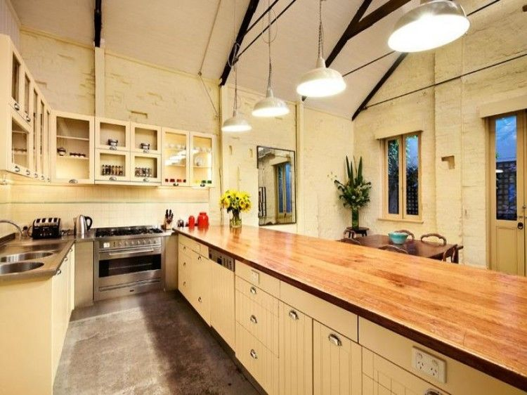Wrights Terrace Residence: Stables Conversion in Sydney | HomeDSGN