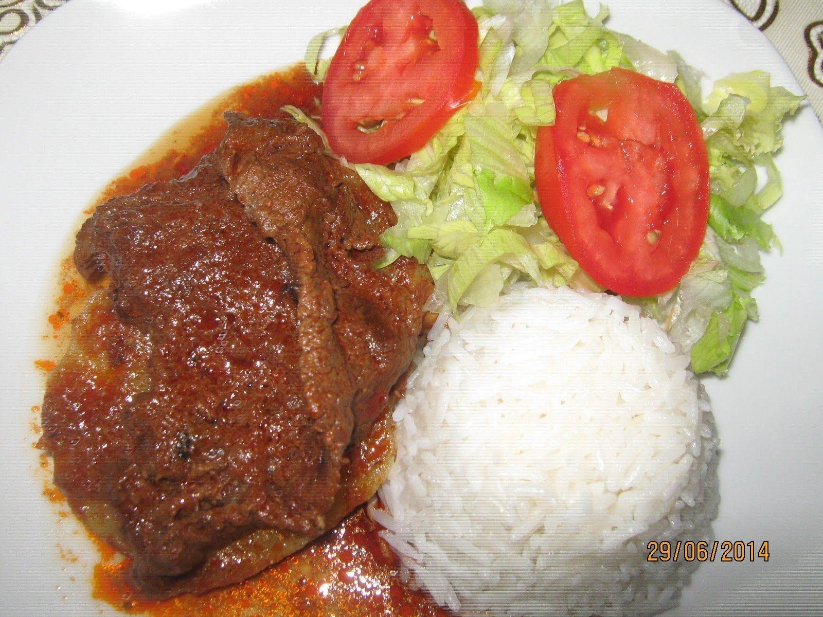 Ojal que les guste esta rica comida no se olviden de - Cocinar facil y rapido ...