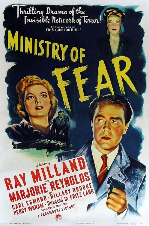 Download Ministry of Fear Full-Movie Free