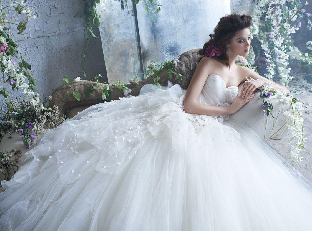 78 Best images about Best Gowns Around on Pinterest | Silk organza ...