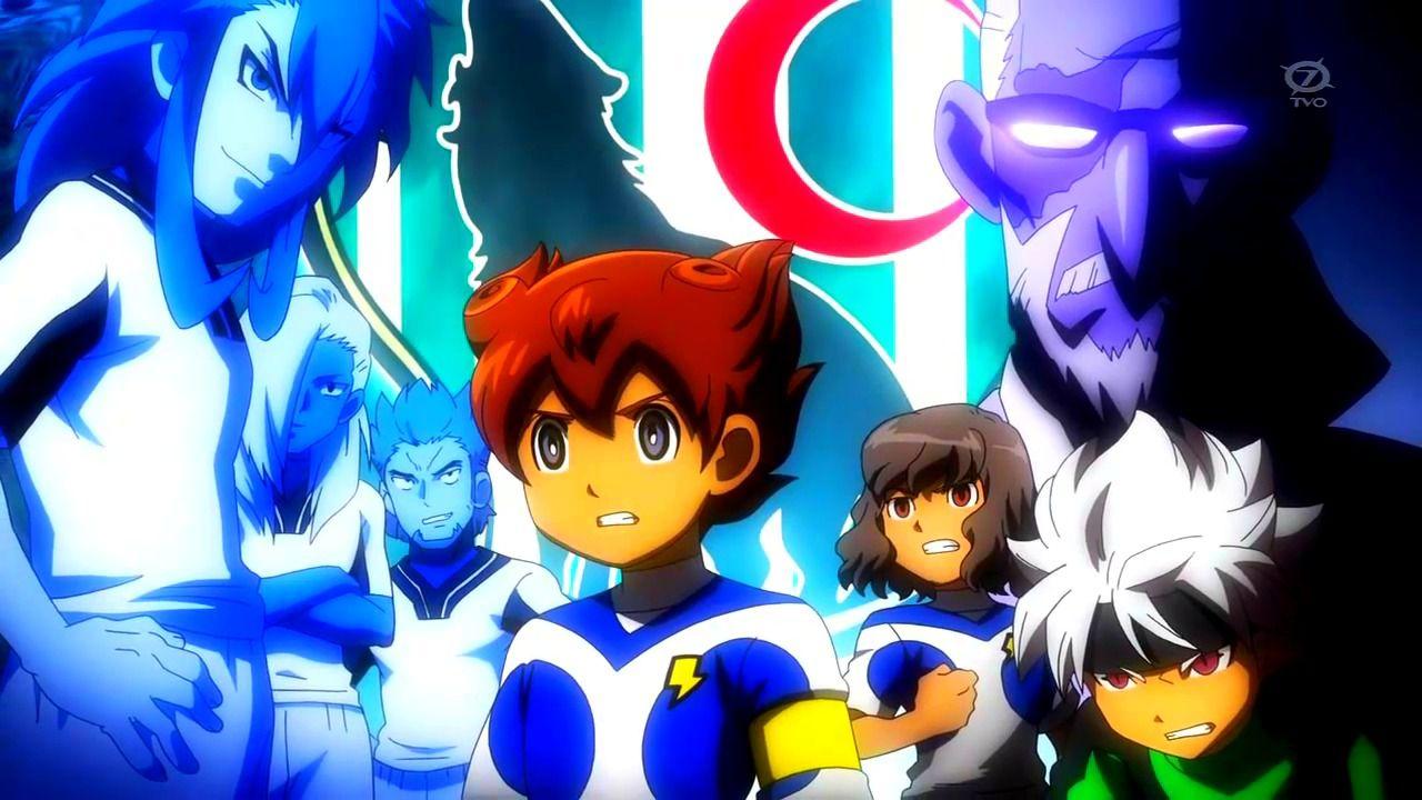Inazuma Eleven Go Galaxy Episode 15 Inazuma Eleven Go Wolf
