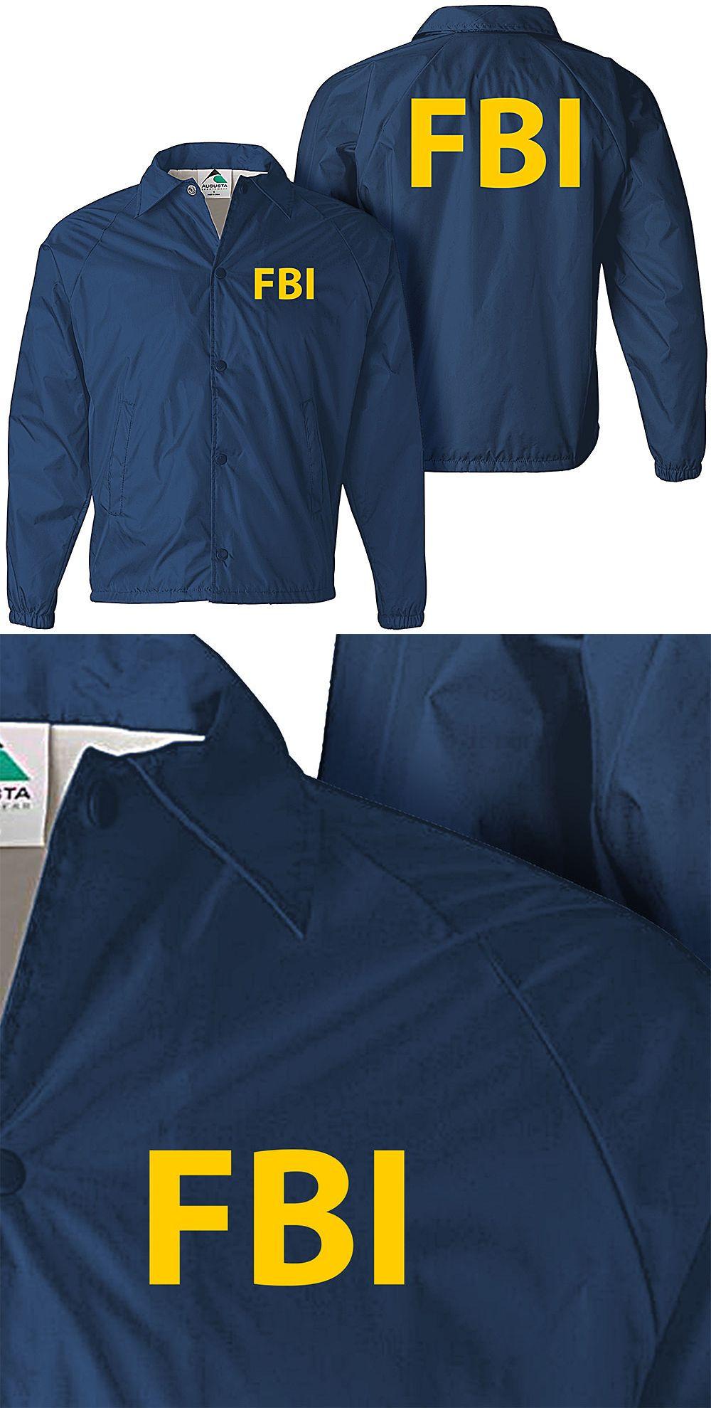 T-Shirts 15687: Fbi Jacket, Government Agent Jacket, Secret Service Jacket,  Police, Cia Jacket -> BUY IT NOW ONLY: $34.95 on eBay!