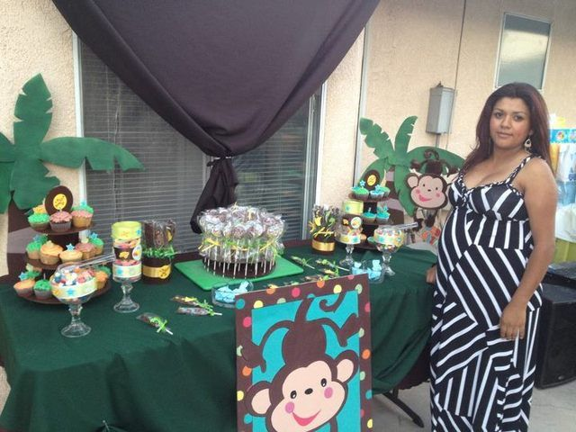 Animal Of Rainforest Fisher Price Baby Shower Party Ideas