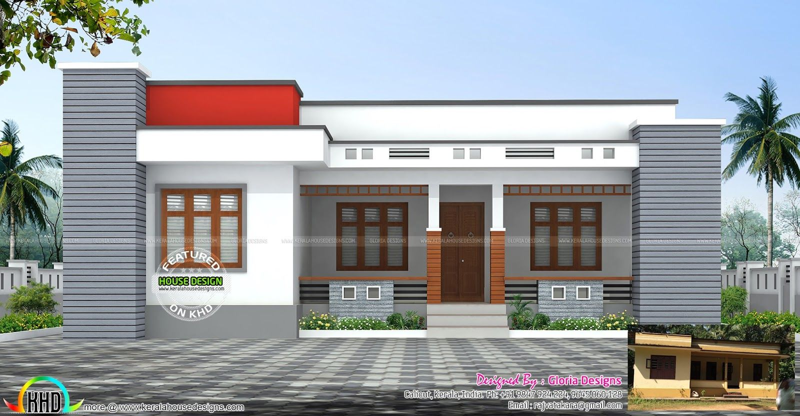 Check The Photos Of Some 35 Most Affordable And Simple Design That You Can Pattern Your Dream House I Kerala House Design House Design Photos Row House Design