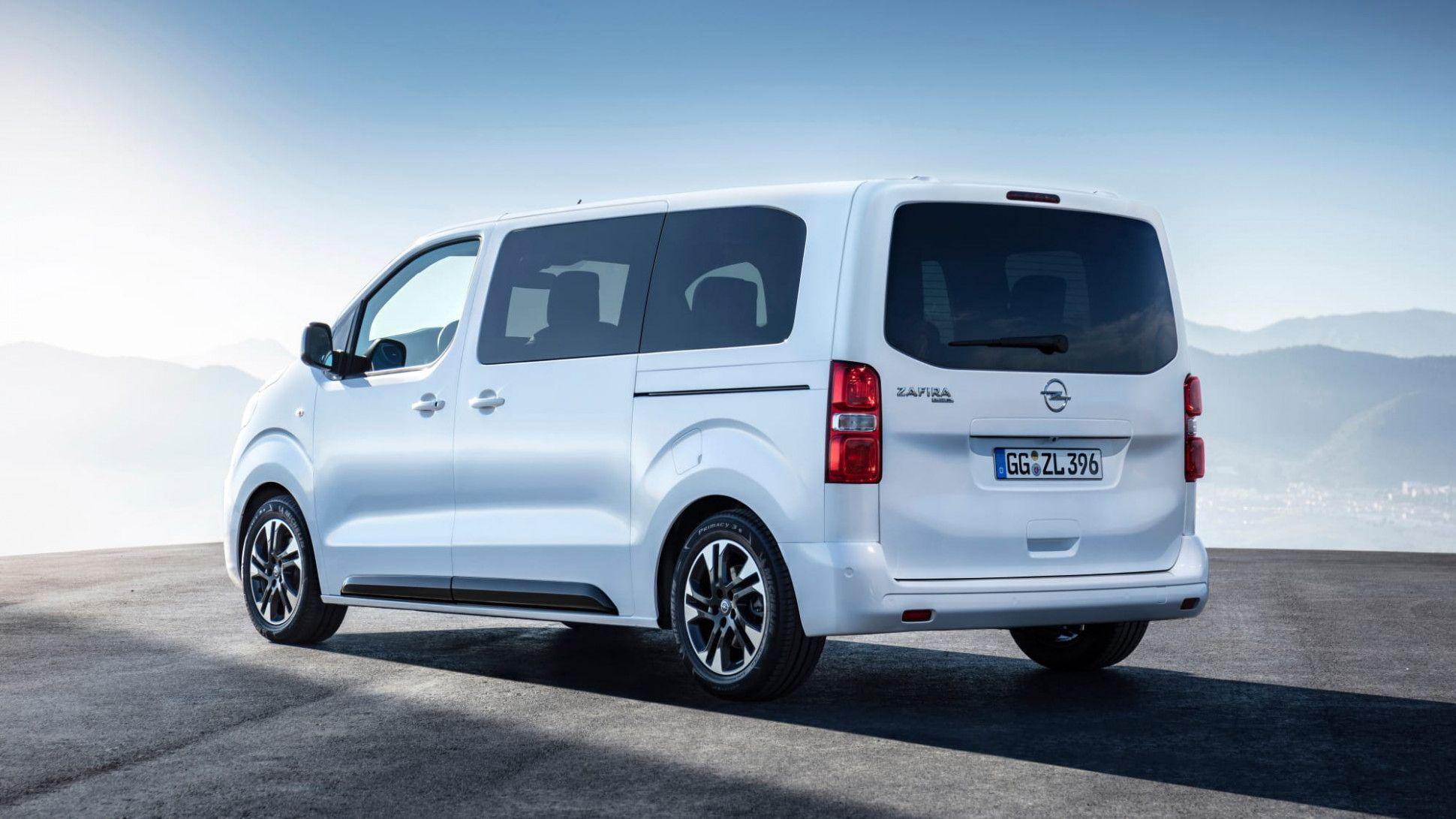 8 Picture Opel Zafira Life 2020 Price In 2020 Opel Mini Van Vauxhall