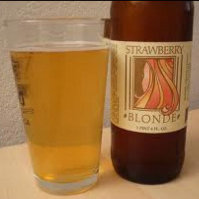 Bbc Strawberry Blonde Beer With Images Best Beer Beer Beer