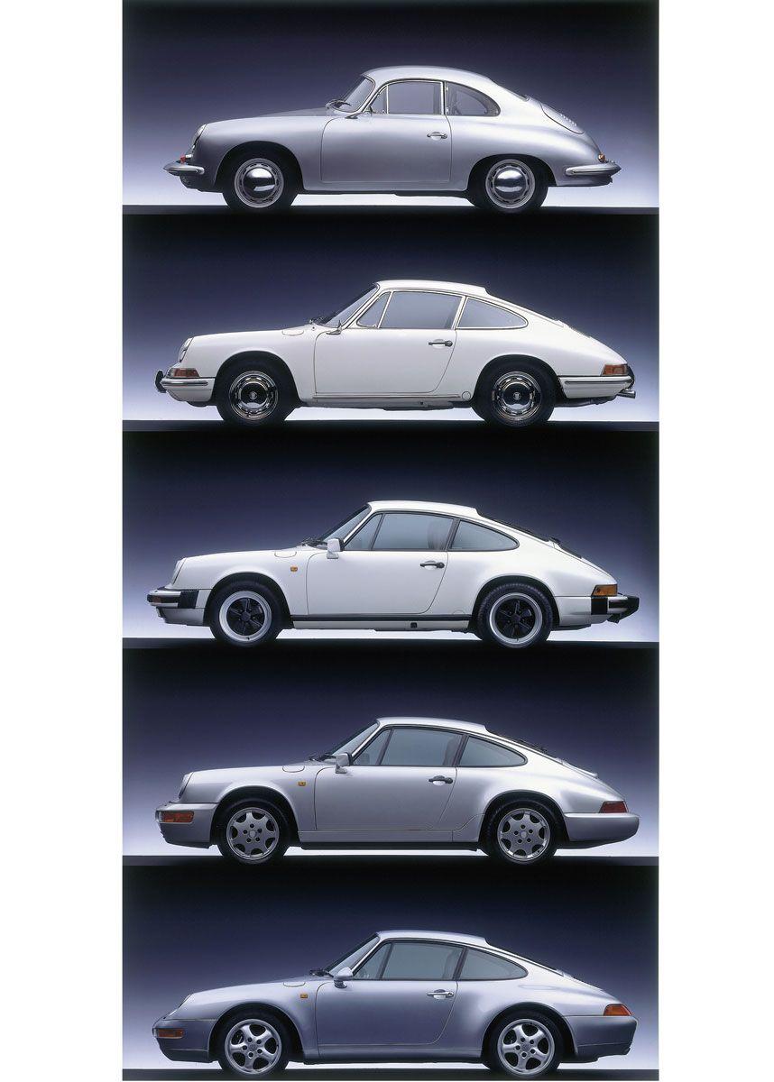 Air Cooled Generation Porsche Classic Porsche Vintage Porsche