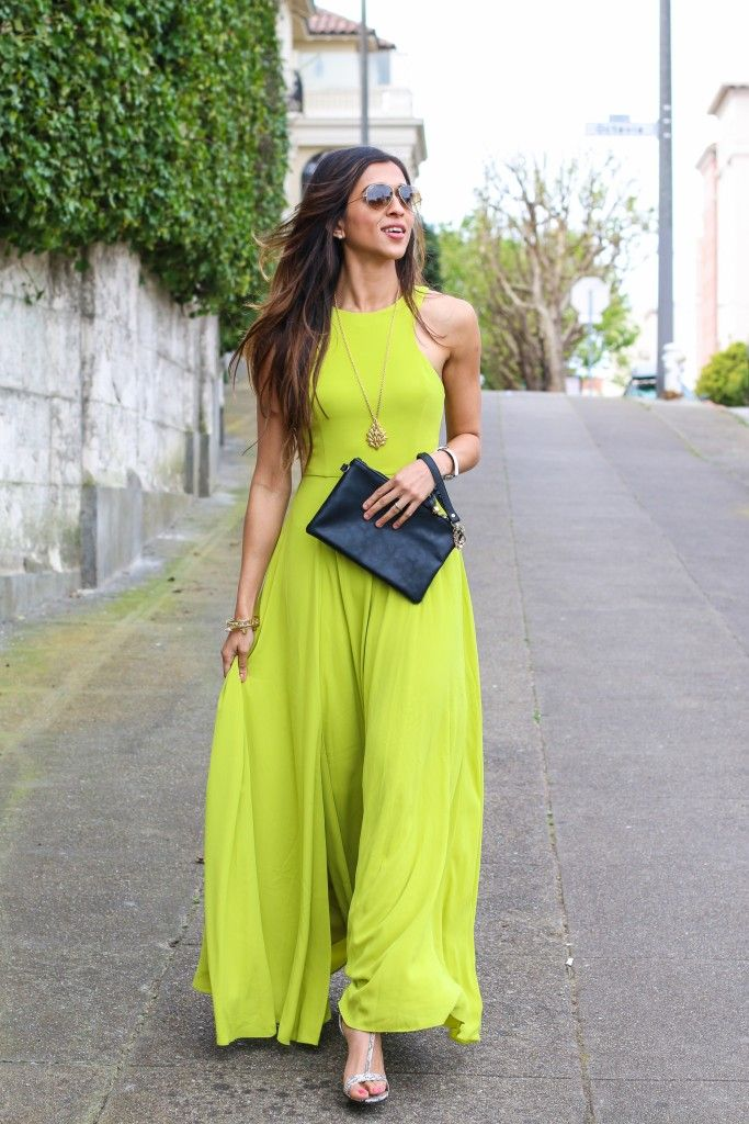 f253b3c756f Stunning Maxi Dress Outfits for Stylish Ladies (Like You!) - Be Modish - Be  Modish