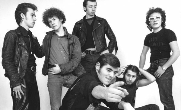 Bazooka Joe and the Lillets featured bass player Stuart Goddard, who would later change his name to Adam Ant 1970s