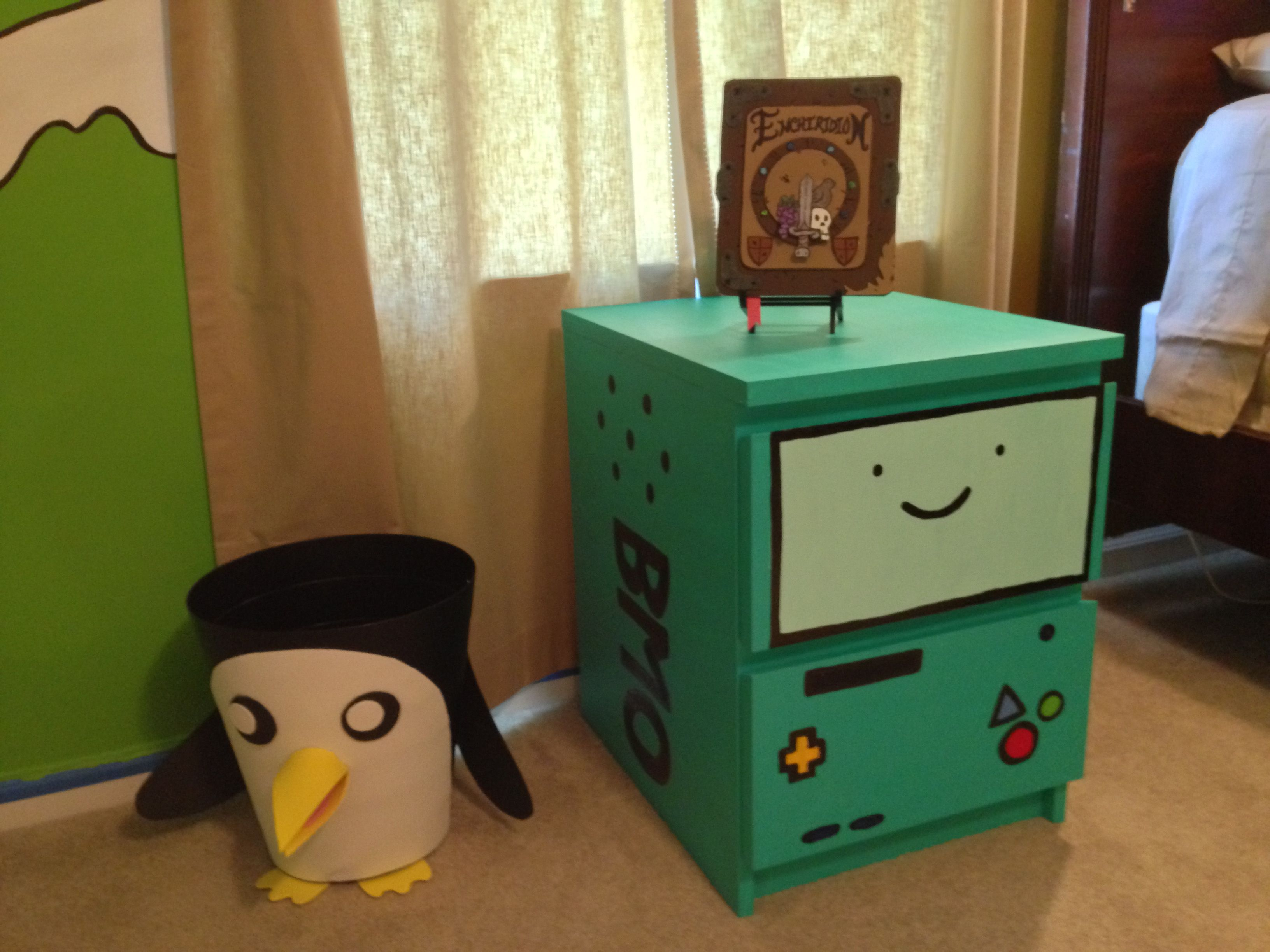 Adventure time bedroom decor images for Adventure bedroom ideas