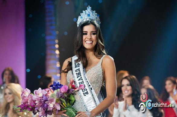 Colombiana Paulina Vega Se Coronó Como Miss Universo #Video