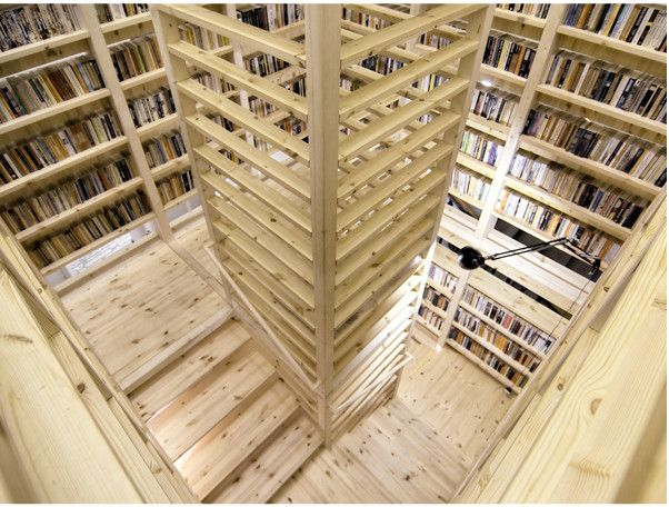 The Ark Booktower