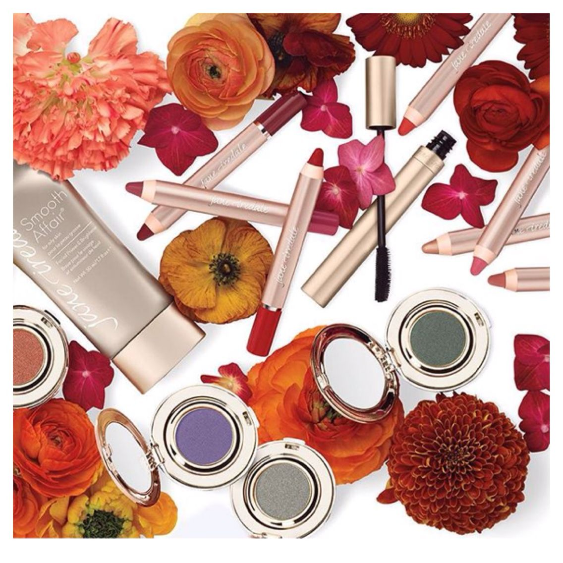Jane Iredale Fall makeup! (With images) Jane iredale