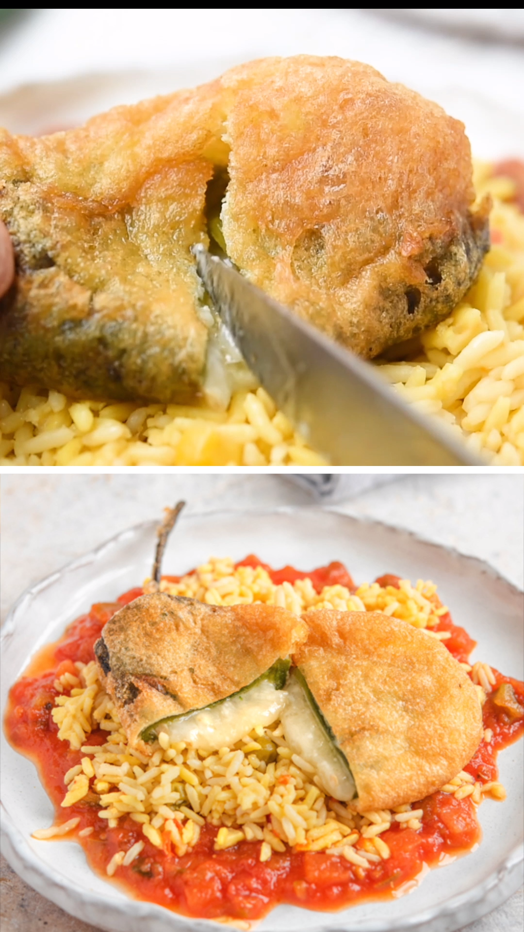 Mexican Chile Rellenos