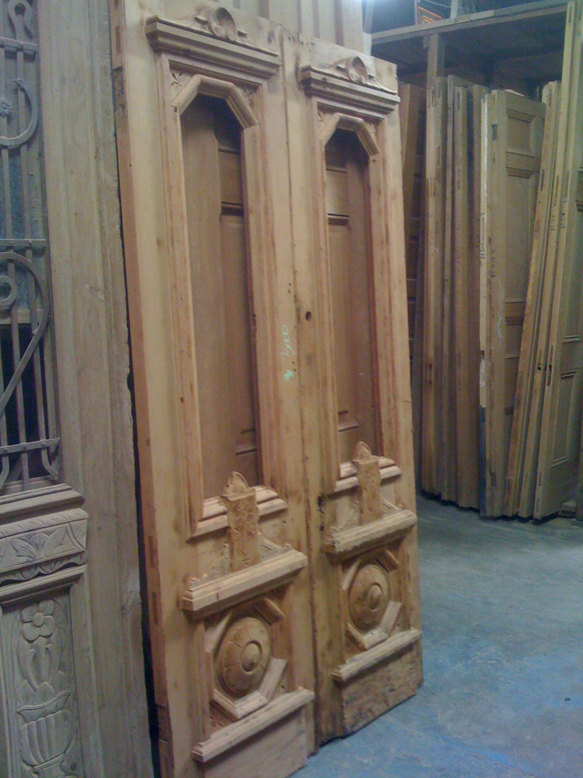 Antique Doors And Furniture | The Bank Architectural Antiques | Metro New  Orleans - Antique Doors And Furniture The Bank Architectural Antiques