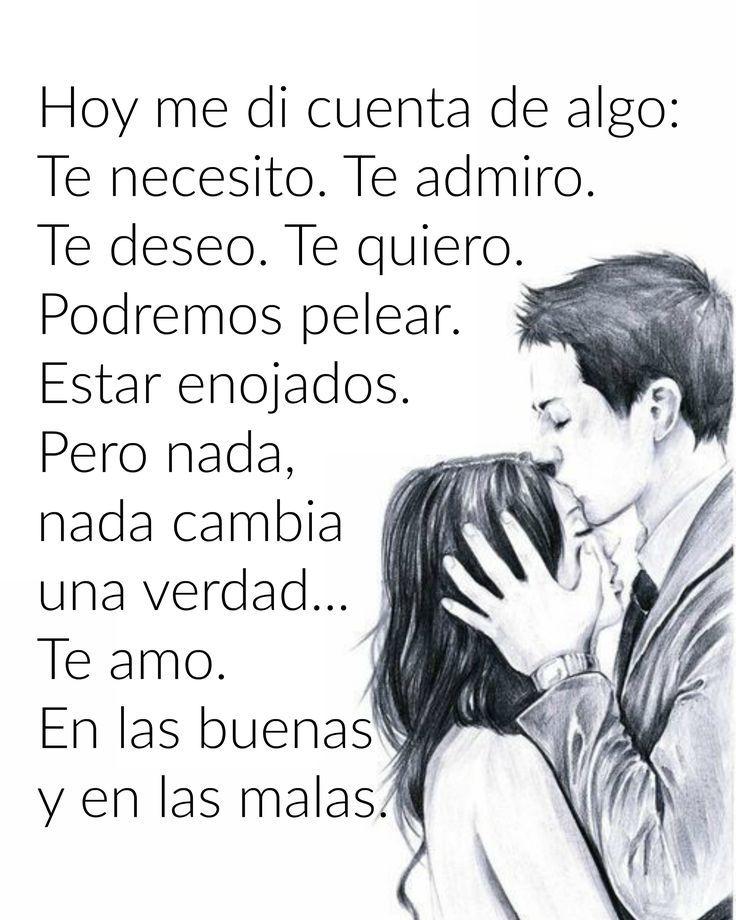 Amor. #TeAmo