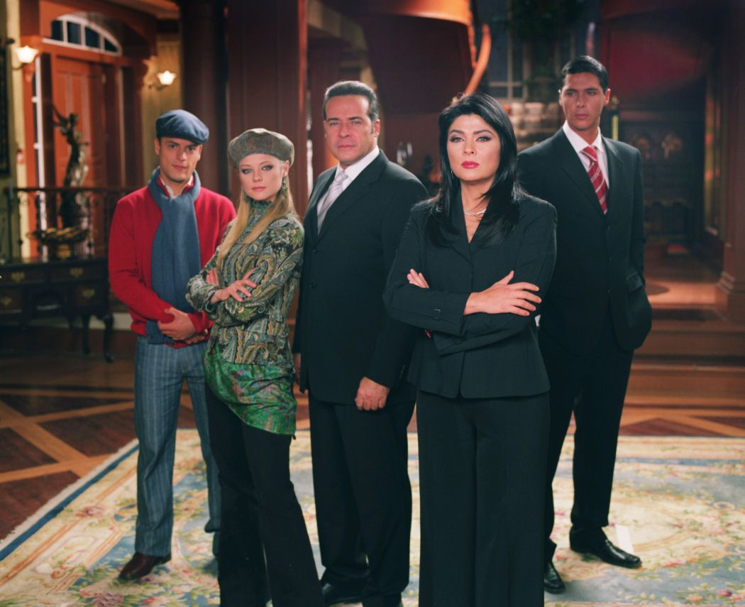 La Madrastra - Mexican telenovela, serial drama (125