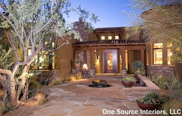 2021 Landscaping Costs Average Landscaping Services Prices Front Courtyard Front Yard Design Modern Front Yard