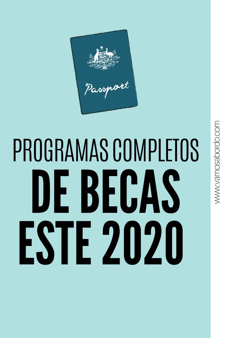 Las Becas Para Latinoamericanos Para El 2021 Están Aquí Becas En El Extranjero Becas Universitarias Becas Para Estudiar Ingles
