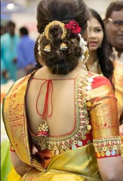 Latest Silk Saree Blouse Designs For Wedding Artsycraftsydad