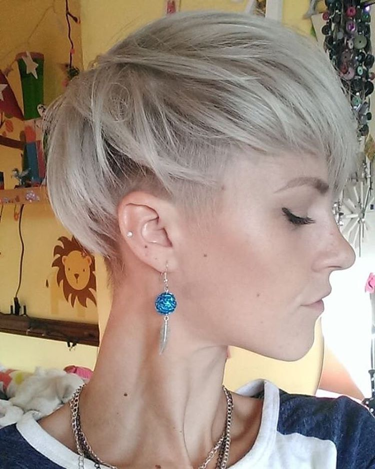 Awesome Undercut Ideas for Every Girl Short hair styles