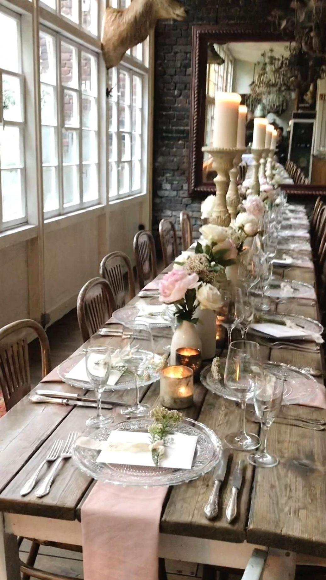 Tischdekoration Standesamt Hochzeit