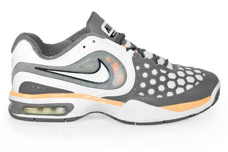 Nike Air Max Courtballistec 4.3 Cool Grey White Peach