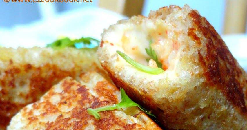 Garlic Chilli Cheese Bread Rolls | How To Make Easy Bread ...