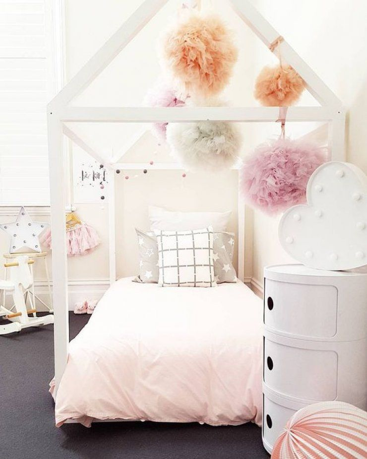 Girly Diy Bedroom: Mommo Design: SO GIRLY!