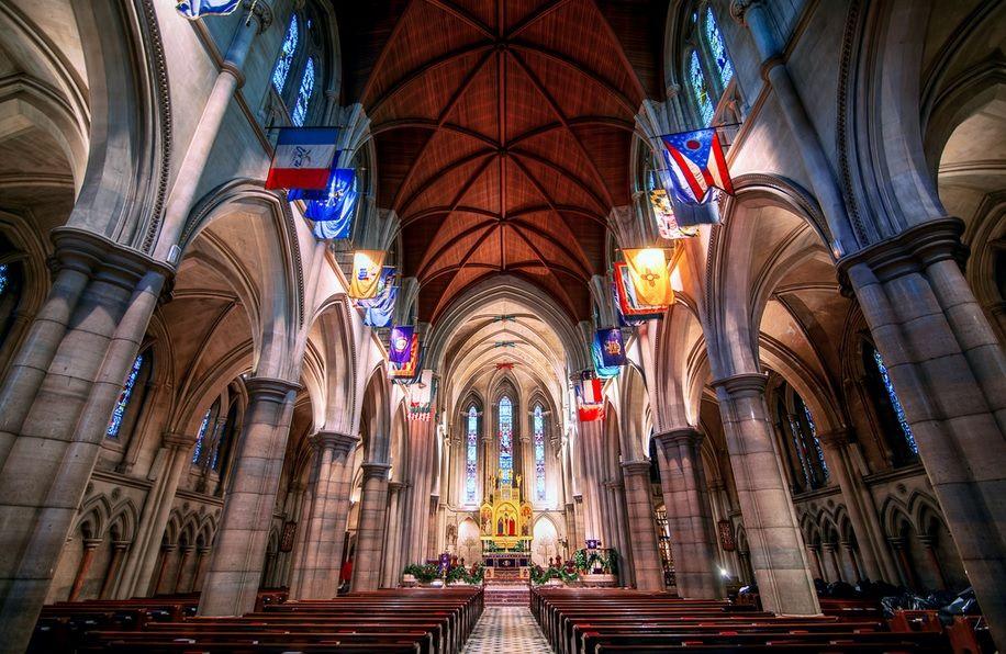 アメリカン・カテドラル大聖堂 (Pari)