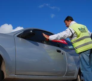 ARBA secuestra autos con deuda de patente que detecte en autopistas