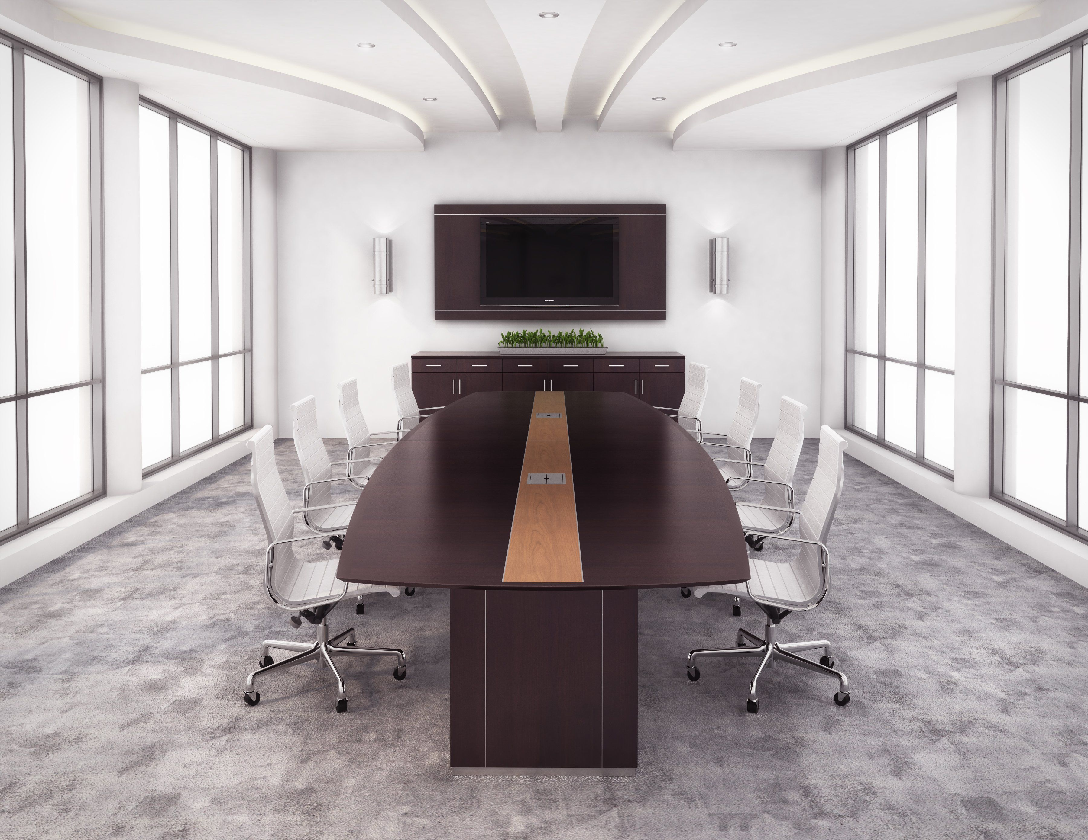 Americana™ Conference Tables + Office Furniture  Custom wood