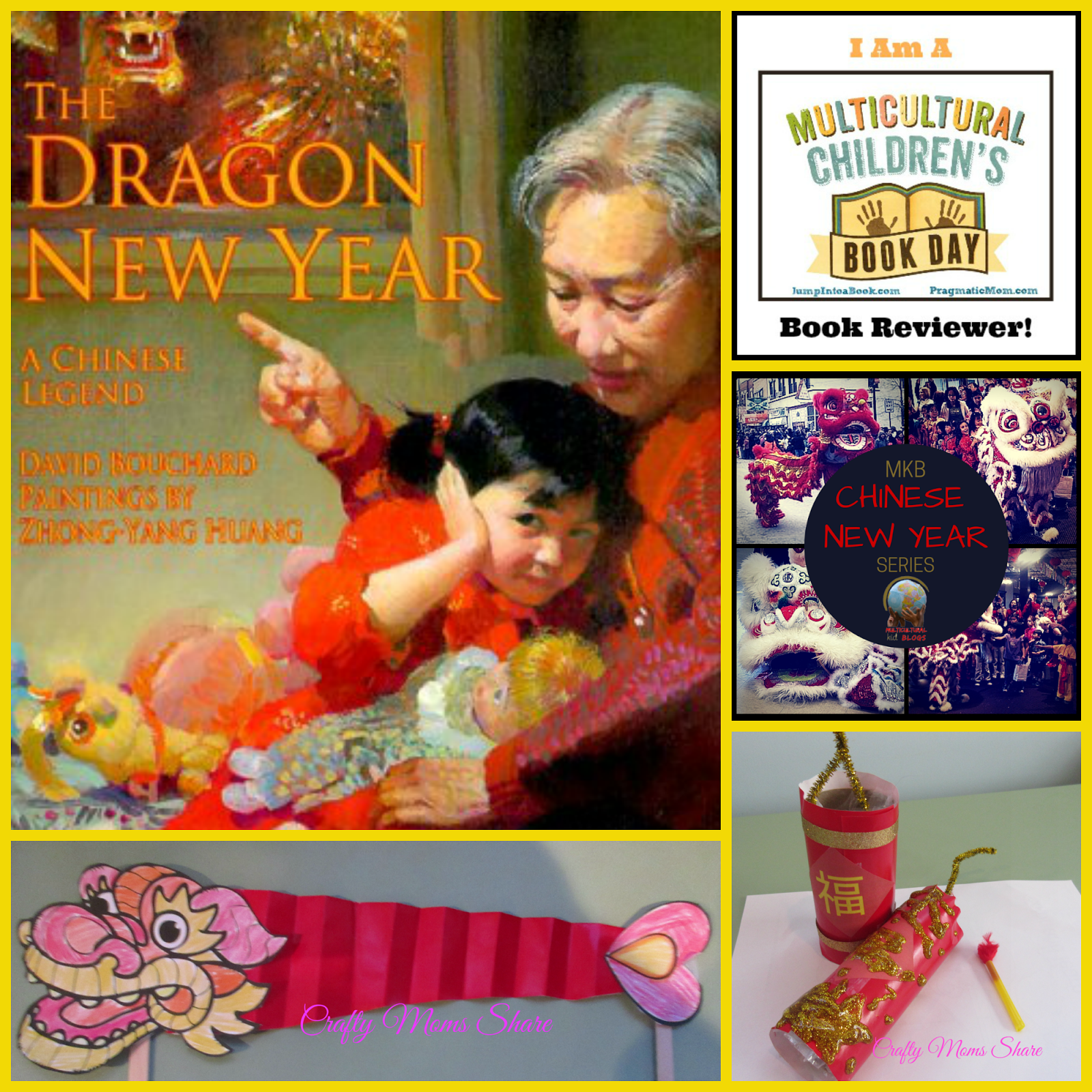 The Dragon New Year Book Review for Multicultural Children\'s Book ...