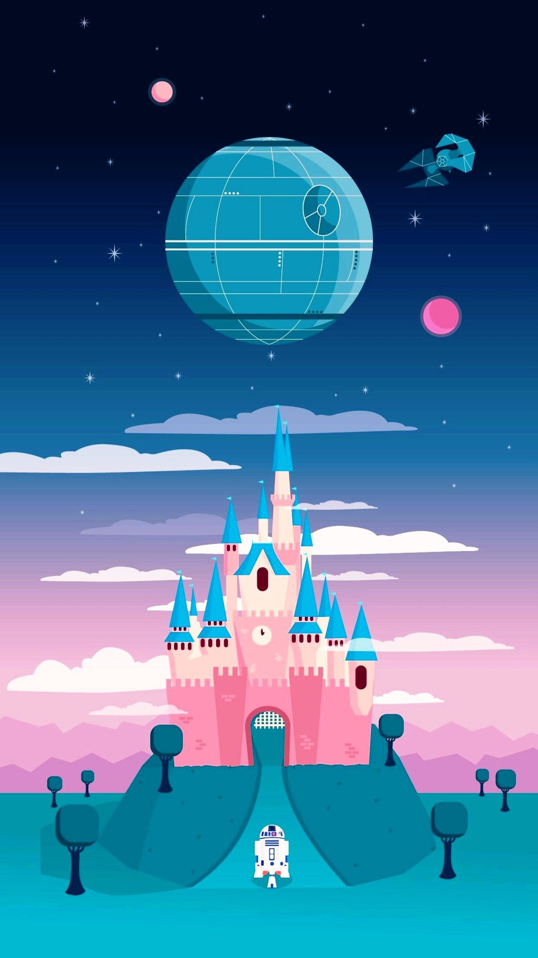 Cute Disney Wallpaper Wallpaper Iphone Disney Star Wars Wallpaper Disney Phone Wallpaper