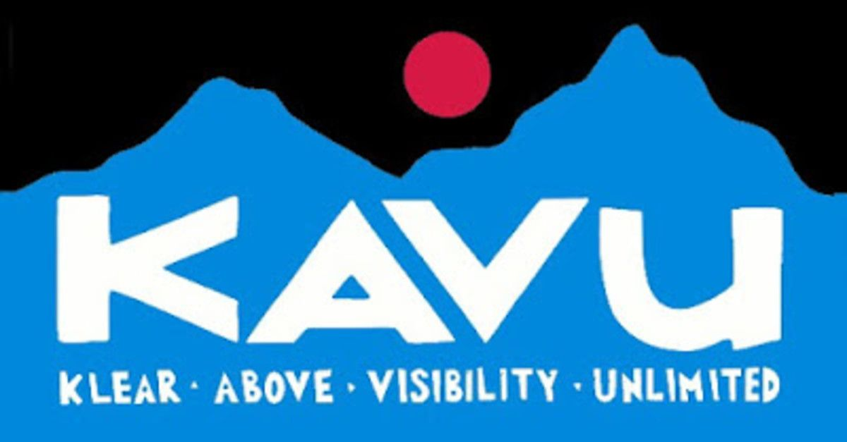 Image result for kavu logo
