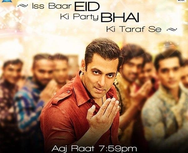 Heres Salman Khans open invitation for Eid party http