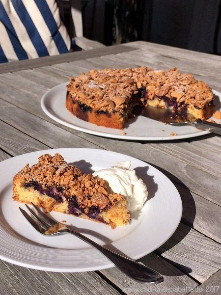 Heidelbeer Amarettini Kuchen Chili Und Ciabatta Backen