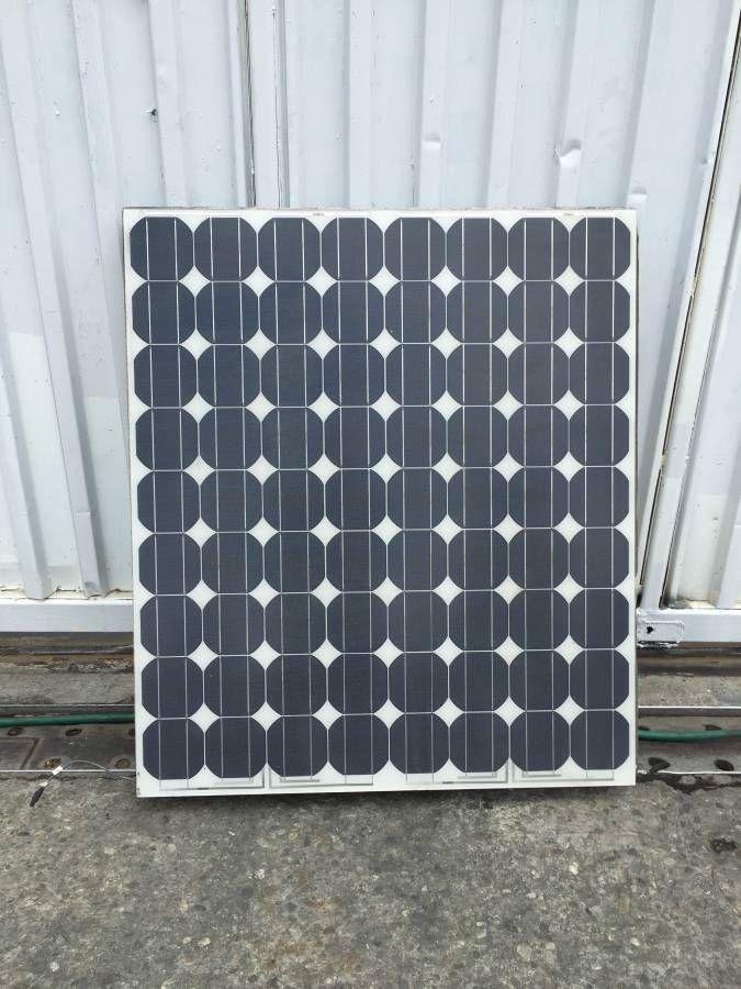 Siemens Solar Panel Model Sp150 150 Watts Solar Panels Solar Panel Cost Solar Panels For Home