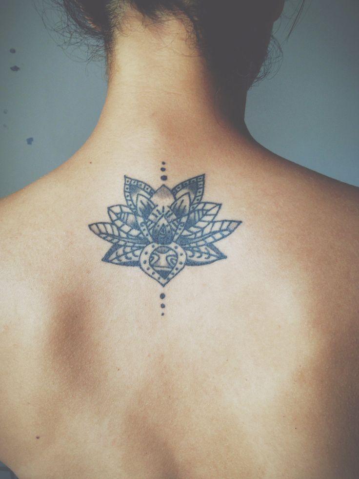 73 Lotus Flower Tattoos Designs | Shoulder tattoo, Tattoo ...