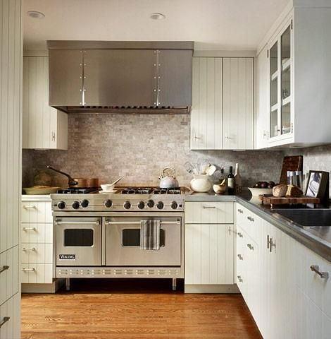 traditional home ivory beadboard kitchen