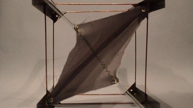 Nitinol Facade | kinetic architecture | Facade design