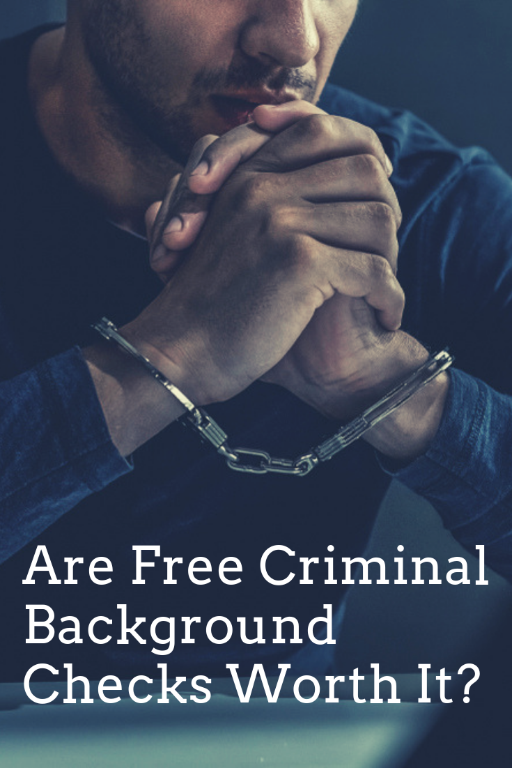 How Far Back Does A Criminal Background Check Go For Employment
