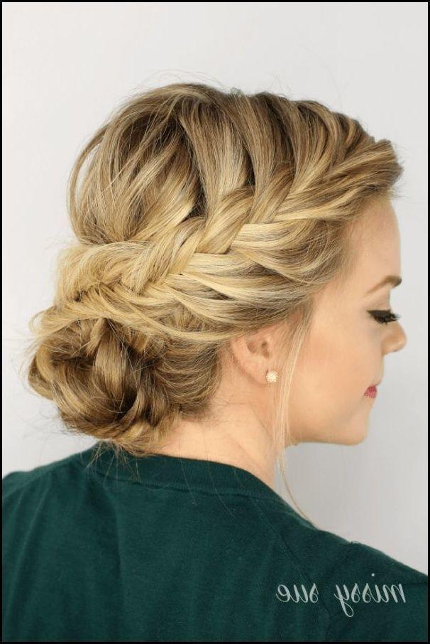Charmante Frisur Als Gast Zur Hochzeit Charmante Frisur Hochzeit Frisuren Hairstyles For Thin Hair Long Thin Hair Hair Styles