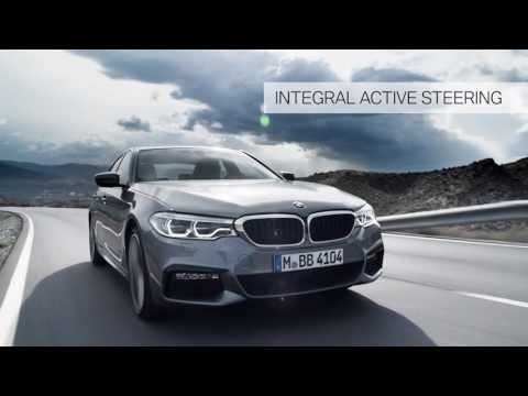 2017 BMW 5 Series Sedan - The All NEW G30 5 Series Review, Test and NEWS - YouTube