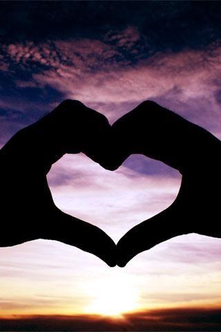 Tapeta Walentynki Tapeta Na Telefon 22 Miłosne Tapety Na Telefon Conceptual Photography Heart Hands Love Heart