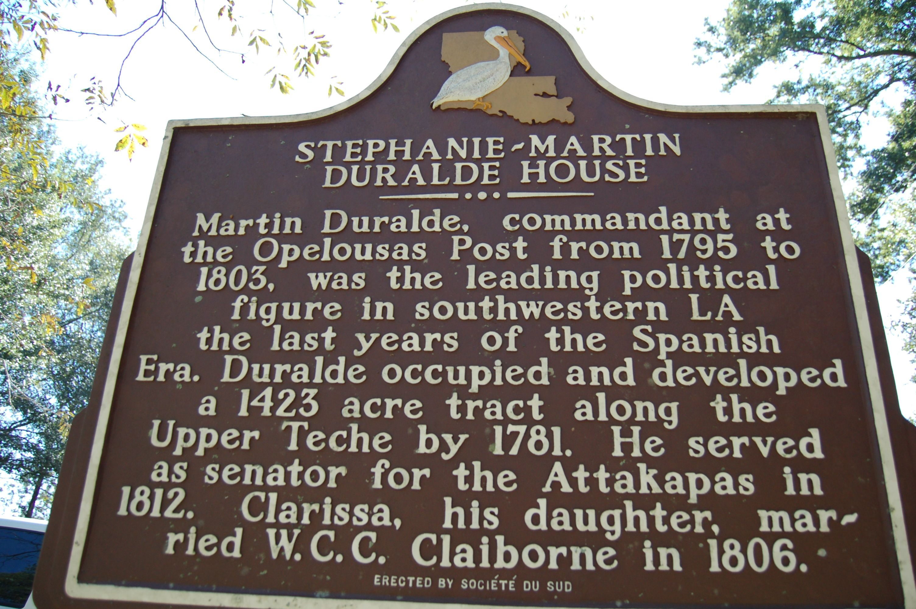 Pin on Louisiana Historical Markers and Historical Places