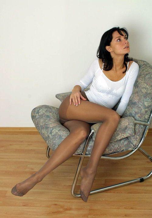 Sheila Perfect Pantyhose Shemale Woman 7