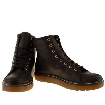 quality design 6bc75 b473d Men's Black Dr Martens Fusion Mayer Boots | schuh | Shoes ...