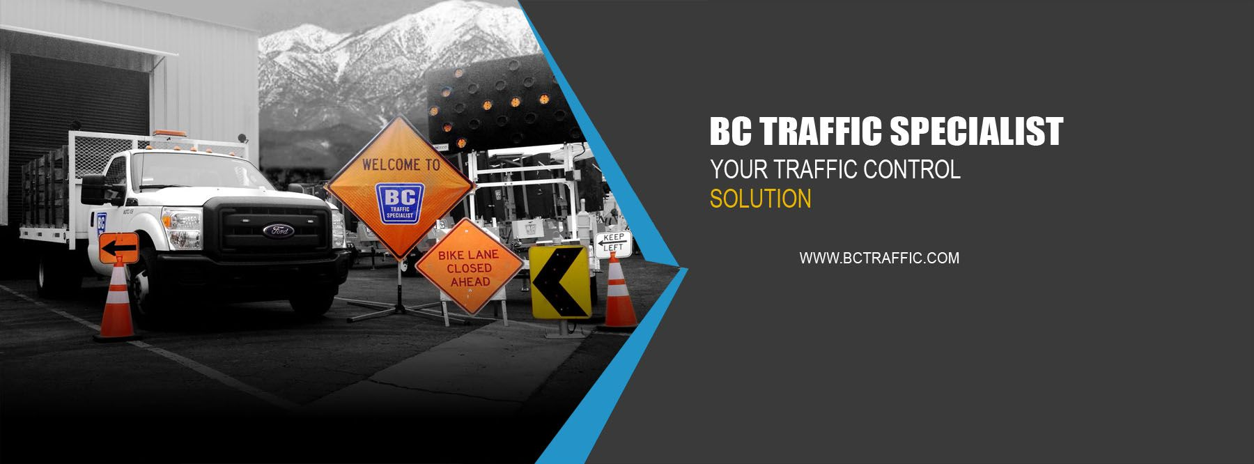 Full Service Traffic Control Solutions Striping Parkinglots