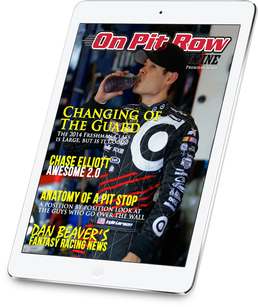 p>On Pit Row Magazine: The Best of NASCAR from the Pits to Victory ...